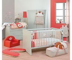 Chambres bébé fille