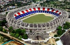 Estadio Metropolitano Barranquilla