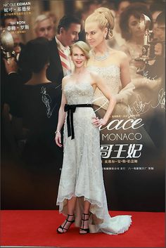 #NicoleKidman Nicole Kidman wears Armani at the 17th Shanghai International Film Festival