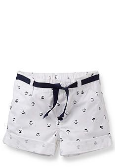 Carter's� Anchor Shorts Toddler Girls