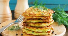 Curried vegetable fritters