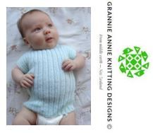 Baby Singlet, Socks and Hat knitting pattern