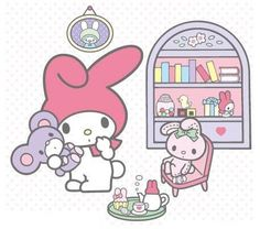 My Melody.