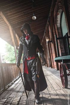 Assassin's Creed Syndicate Cosplayer: Venomous Cosplay