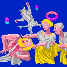 Caravaggio with a Cat Caravaggio, Cinderella, Disney Characters, Fictional Characters, Disney Princess, Cats, Movies, Movie Posters, Gatos