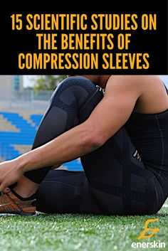 """1.) SQUEEZING THE MUSCLE: COMPRESSION SLEEVES AND MUSCLE METABOLISM DURING RECOVERY FROM HIGH-INTENSITY EXERCISE.  """"These results demonstrate that wearing compression shorts with ~37 mmHg of external pressure reduces blood flow both in the deep and superficial regions of muscle tissue during recovery from high-intensity exercise..."""" #maximize #your #workout"""
