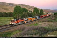 Foto RailPictures.Net: UP 1996 Union Pacific EMD SD70ACe em Henefer, Utah por James Belmont