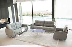 big leather sectional photo 4 of 6 impressive on large leather sofa big sectional sofa with chaise b Sectional Sofa With Chaise, Big Sofas, Leather Sectional, Dining Room Buffet Table, Dining Room Storage, Single Sofa, Cool House Designs, Outdoor Furniture Sets, Room Decor