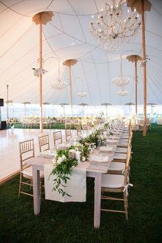wedding reception idea; photo: Corinna Raznikov