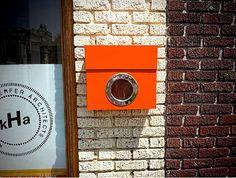 Modern Mailbox Letterman www.radius-design-usa.com