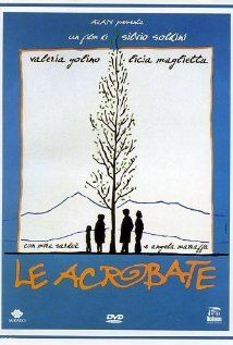 Le acrobate (1997) Poster