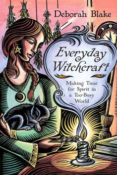 Blake's book of introductory witchcraft is less an explicit spellbook than it is a comprehensive and entertaining manual for integrating magical practices into one's everyday life, though it still offers a number of spells and chants.