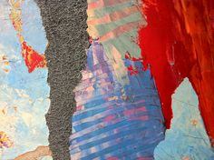 Close up on Jackson surface: Lots going on Abstract Expressionism, Contemporary Artists, Muse, Jackson, Herbs, Shapes, Illustration, Surface, Poster
