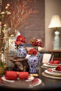 13 Stylish Chinese New Year Decorating Ideas Nuyou House