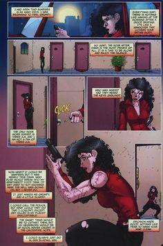 Anita Blake, Vampire Hunter: Guilty Pleasures 4 Page 10