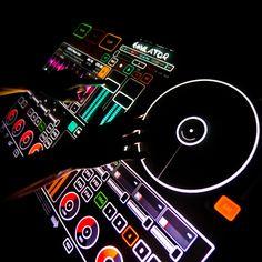 Smithson Martin Emulator Multi-Touch Professional DJ System