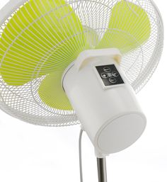 If you're looking to cool down smaller areas or personal spaces then the pedestal fan is the perfect choice. Although small in size, pedestals fans are highly effective. Solent's pedestal fans come with unique, eco-friendly, green blades, housed by either a black or white grill. These not only look stylish and trendy, they're practical too! The Solent pedestal fan is perfect for commercial, industrial and residential use.