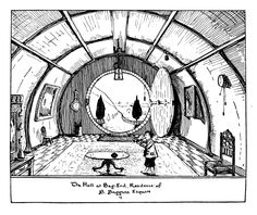 """Maurice Sendak looked into illustrating """"The Hobbit,"""" but it wasn't meant to be ..."""