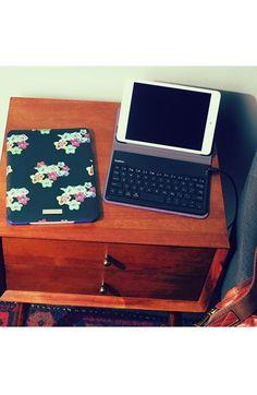 kate spade new york 'kimono floral' iPad Air case | Nordstrom