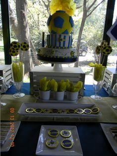Mesa Boca Tiger Cake, Candy, Table Decorations, Birthday, Desserts, Bar, Rainbow Card, Globe Decor, Presents