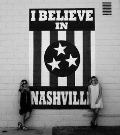 I believe in Nashville:: Instagram:: macaelawalters