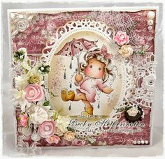 Live & Love Crafts' Inspiration and Challenge Blog: DT Member Becky