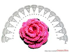 Best 11 Мобильный LiveInternet Альбом «The Book of Crochet Flowers – Page 358951032793656179 – SkillOfKing. Granny Square Crochet Pattern, Crochet Diagram, Crochet Motif, Diy Crochet, Crochet Crafts, Crochet Projects, Diy Crafts, Crochet Flower Tutorial, Crochet Flower Patterns