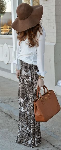 Chic In The City- Fall Fashion- Lizzie Bowers- ~LadyLuxury~