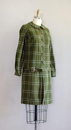 vintage 1960s The Village Green dress    #mod #1960s #vintagedress
