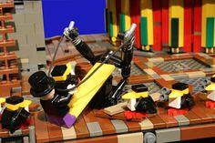 Mechanized Lego Joker's funhouse goes into insane detail via @CNET