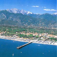 Forte dei Marmi Italie-Hôtel Forte dei Marmi- Italie station balnéaire de la Région Toscane- - Hôtel de charme Côte Toscane I Pini - Hôtel de Toscane Mer ...