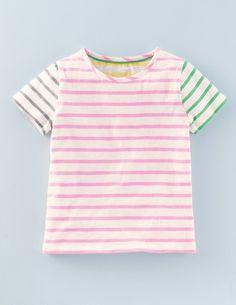 Stripy Hotchpotch T-shirt