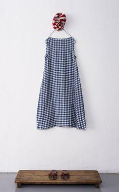 Gingham Dress #gingham