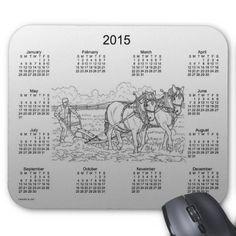 Black Friday Special 2015 Farm Calendar by Janz Mousepad
