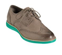 Cole Haan LunarGrand Wingtip - www.colehaan.com    Ahhh I want these!! Soo cute with some skinny jeans!