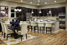 The Roaring Fork Collection is a beautiful collection of four, distinct #ranch #style #homes.