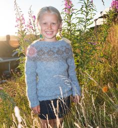 Martes sommergenser barn - A Knit Story Pullover, Knitting, Sweaters, Fashion, Threading, Pictures, Moda, Tricot, Sweater
