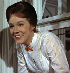 "Mary Poppins...My absolute all-time FAVORITE musical!!!!!!!!!!!! ""A spoonful of sugar makes the medicine go down."""