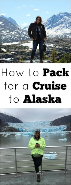I REALLY REALLY want to take a cruise to Alaska! How to pack for a cruise to Alaska - printable packing list and advice Packing For Alaska, Alaska Cruise Tips, Packing List For Cruise, Vacation Packing, Alaska Travel, Cruise Travel, Cruise Vacation, Vacation Places, Dream Vacations