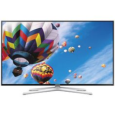 """£379 28/11 Buy Samsung UE40H6400 LED HD 1080p 3D Smart TV, 40"""" with Freeview HD, Voice Control and 2x 3D Glasses Online at johnlewis.com"""