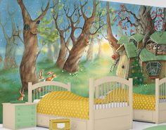 Kinderzimmer gestalten wald : Kinderzimmer wald | kinderzimmer.cloudns.asia ~ ebay