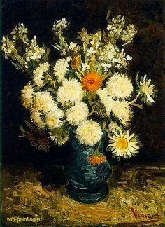 Van Gogh Flowers | Posted on October 30, 2013