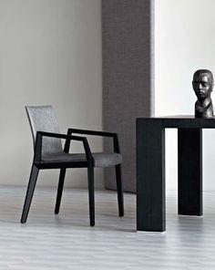 Potocco Noir Table