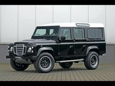 Startech Land Rover Defender Series 3.1 Concept (2013)
