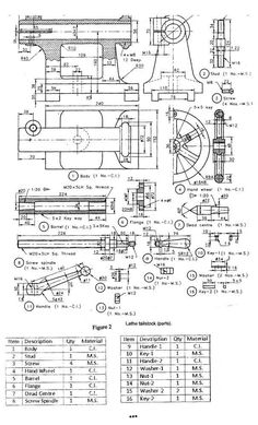 Machine Drawing Books Pdf