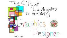 City of LA posts laughably bad design job ad Graphic Design Branding, Logo Design, Job Ads, Branding Agency, Fashion Branding, The Guardian, City, Digital, Typo