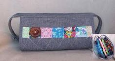 Image result for button patchwork pouch sewing ideas