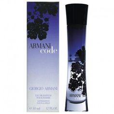 perfumes de armani mujer