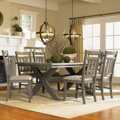 Turino Dining Table and Chairs.