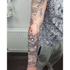 Instagram photo by @ryan_watson_tattoos via ink361.com